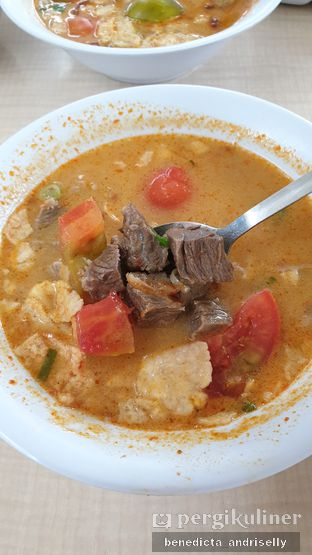 Foto review Soto Betawi H. Mamat oleh ig: @andriselly  1
