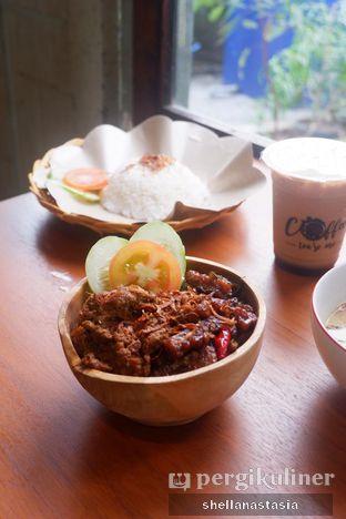 Foto 9 - Makanan(Nasi Rendang) di Coffee Tea'se Me oleh Shella Anastasia