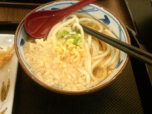 Foto 1 - Makanan( kake udon (38k)) di Marugame Udon oleh Renodaneswara @caesarinodswr