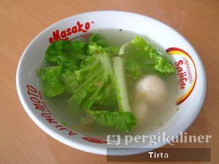 Foto review Mie Ayam Pangsit Langsiang oleh Tirta Lie 4