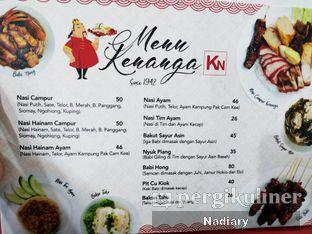 Foto 4 - Menu di Nasi Campur Kenanga oleh Nadia Sumana Putri