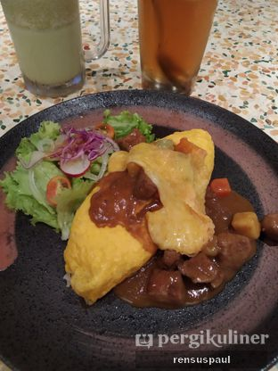 Foto review House Of Omurice oleh Rensus Sitorus 5