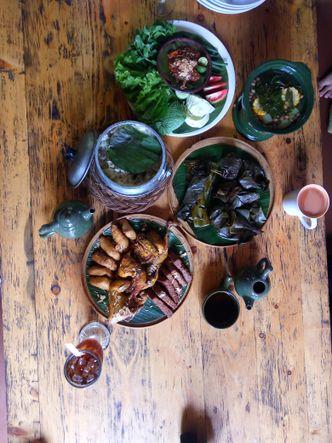 Foto Makanan di Purbasari - Dusun Bambu