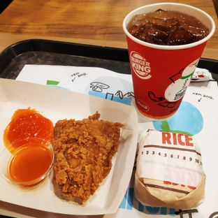 Foto review Burger King oleh melisa_10 1