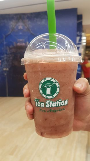 Foto 1 - Makanan di Tea Station oleh Lid wen