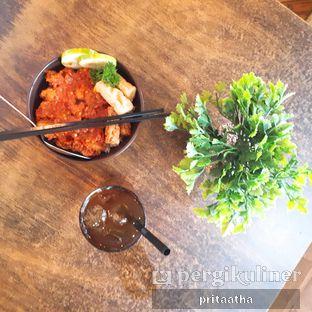 Foto 3 - Makanan(Strawberry Tea) di Art Date Cafe oleh Prita Hayuning Dias