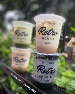 Foto review Retro On Coffee oleh Levina JV (IG : levina_eat ) 3