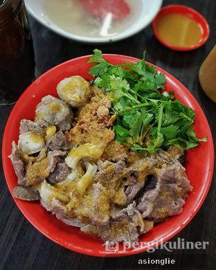 Foto 2 - Makanan di Baso Akiaw 99 oleh Asiong Lie @makanajadah