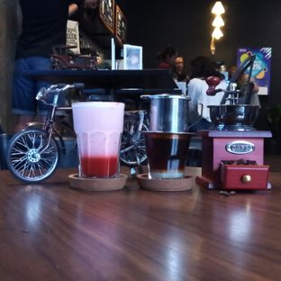 Foto 8 - Makanan di Moonbucks Coffee oleh Chris Chan