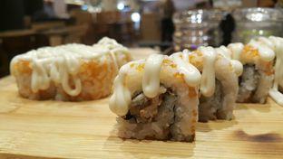 Foto review J Sushi oleh Evelin J 6