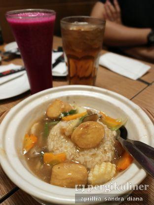 Foto 2 - Makanan(Claypot Tahu Seafood) di Sapo Oriental oleh Diana Sandra