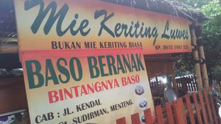 Foto 1 - Eksterior di Mie Keriting Luwes oleh Review Dika & Opik (@go2dika)