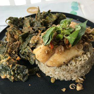Foto 2 - Makanan(Nasi jeruk sambel dory) di Mangia oleh Pengembara Rasa