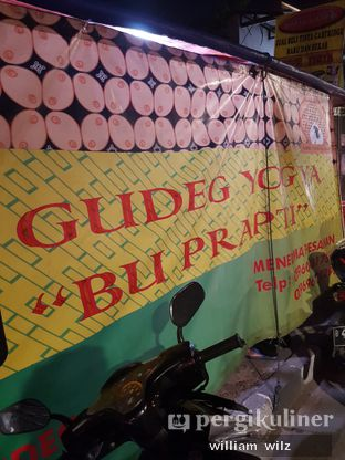 Foto 4 - Eksterior di Gudeg Yogya Bu Prapti oleh William Wilz