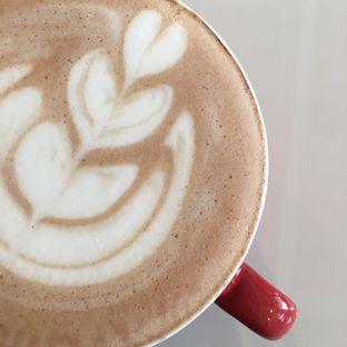 Foto 1 - Makanan(Latte) di Fresso Coffee oleh Zaldi Almasy