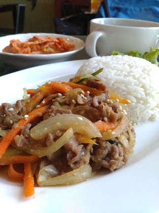 Foto 2 - Makanan(sanitize(image.caption)) di Restaurant & Cafe Korea oleh Syahrina Pahlevi @gravityaroundme