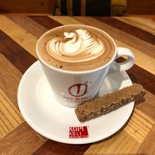 Foto 4 - Makanan(Mocha wafer latte) di Anomali Coffee oleh Patricia.sari