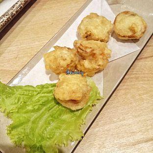 Foto 17 - Makanan(Hotate Tempura) di Kappa Sushi oleh duocicip