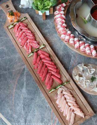 Foto 2 - Makanan di Chongqing Liuyishou Hotpot oleh @kenyangbegox (vionna)