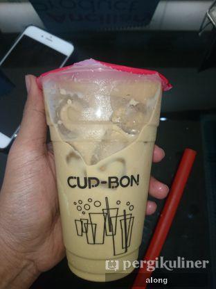 Foto 7 - Makanan(Cincau Taro Caramel) di Cup Bon oleh #alongnyampah