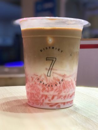 Foto review District 7 Coffee oleh Levina JV (IG : levina_eat ) 4