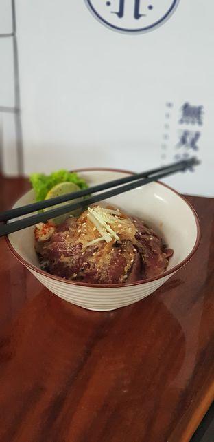 Foto 1 - Makanan(Gyutan don) di Musouya - Hotel New Sany Rosa oleh Fika Sutanto