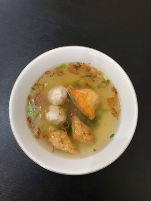 Foto 6 - Makanan di Bakmi Aliang Gg. 14 oleh Riris Hilda