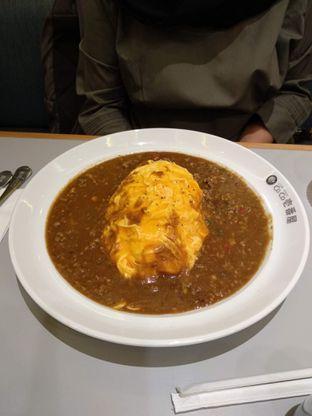 Foto 3 - Makanan(Minced Beef Omelette Curry (IDR 74k)) di Coco Ichibanya oleh Renodaneswara @caesarinodswr