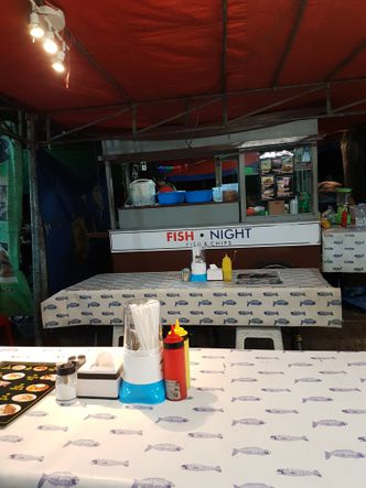Foto Interior di Fish Night Fish & Chip