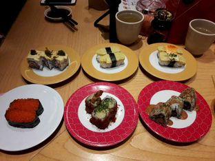 Foto 1 - Makanan di Tom Sushi oleh Pria Lemak Jenuh