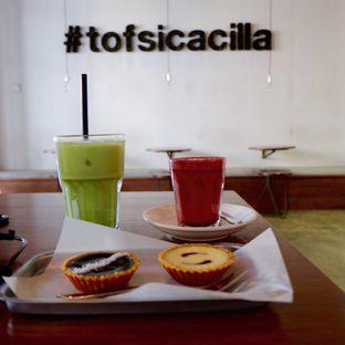 Foto review TOF Sicacilla oleh Jesslyn Karev 1