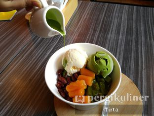 Foto 2 - Makanan di Milky Bean oleh Tirta Lie