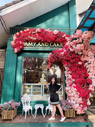 Foto review Amy and Cake oleh Fenny Cancerlia IG: Fennycancerliasutrisno 1