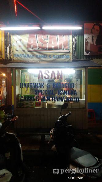 Foto Eksterior di Martabak Asan