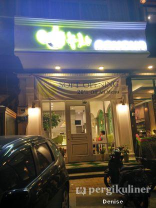 Foto 10 - Eksterior di Nokcha Cafe oleh D L