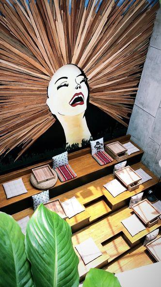 Foto Interior di Red Door Koffie House