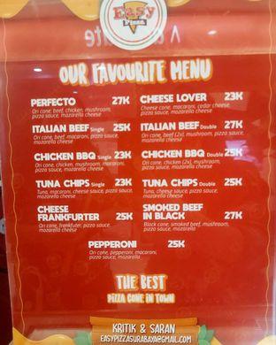 Foto 1 - Menu di Easy Pizza oleh denise elysia