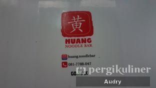 Foto 1 - Interior di Huang Noodle Bar oleh Audry Arifin @thehungrydentist