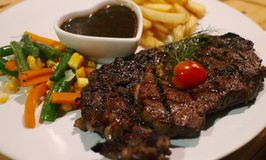 Double U Steak by Chef Widhi