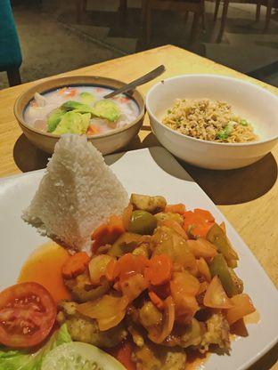 Foto - Makanan di Cafe Halaman oleh @qluvfood