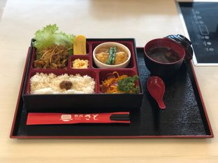 Foto 1 - Makanan di Washoku Sato oleh Riani Rin