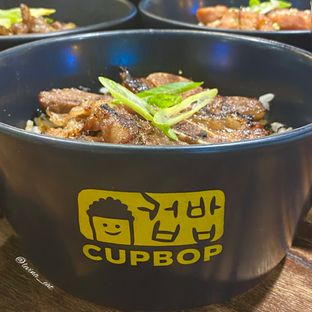 Foto 7 - Makanan di Cupbop oleh Levina JV (IG : @levina_eat & @levinajv)