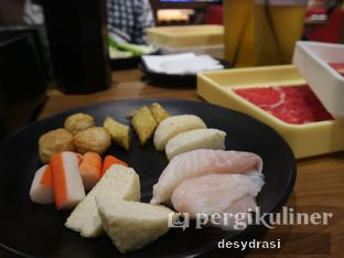 Foto 3 - Makanan di Shabu Ghin oleh Desy Mustika