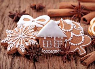 Gingerbread Indonesia vs Gingerbread Eropa, Apa Bedanya?