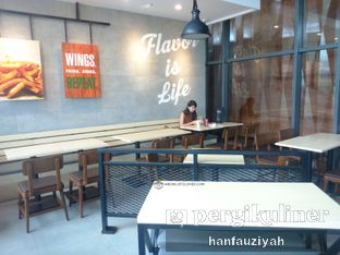 Foto review Wingstop oleh Han Fauziyah 5
