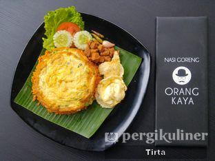 Foto review Nasi Goreng Orang Kaya oleh Tirta Lie 1
