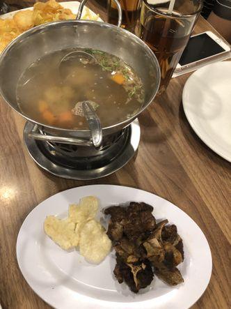 Foto Makanan di Lincafe