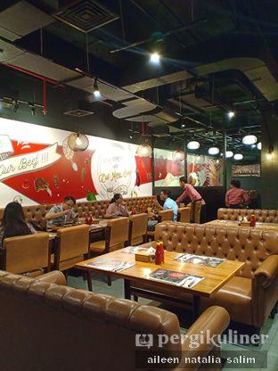 Foto 3 - Interior di Mucca Steak oleh @NonikJajan