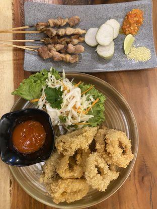 Foto 1 - Makanan(Taichan & Calamari) di Kenzo Coffee oleh Mandy Mollyy