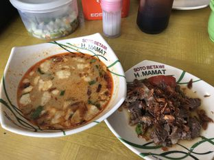 Foto review Soto Betawi H. Mamat oleh YSfoodspottings 2
